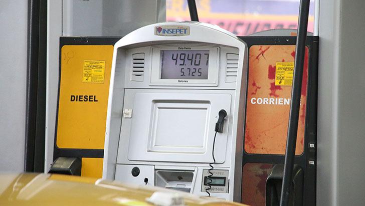 En municipios quindianos, incertidumbre y prudencia sobre el suministro de gasolina