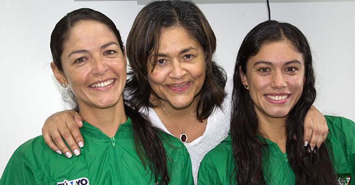 Alba Prieto Cardona, el 'corazón' de las hermanas Raga Prieto