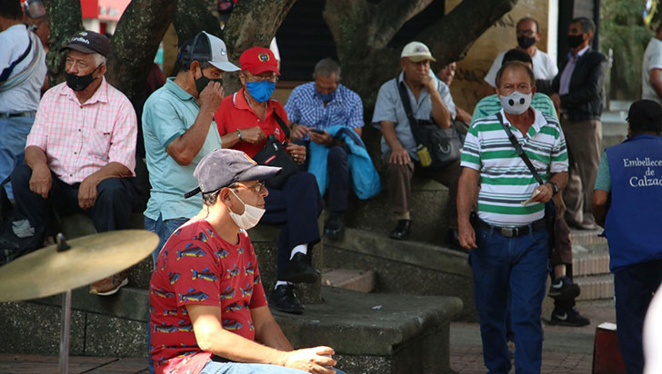 """No existe una """"variante colombiana"""" de la covid-19"""