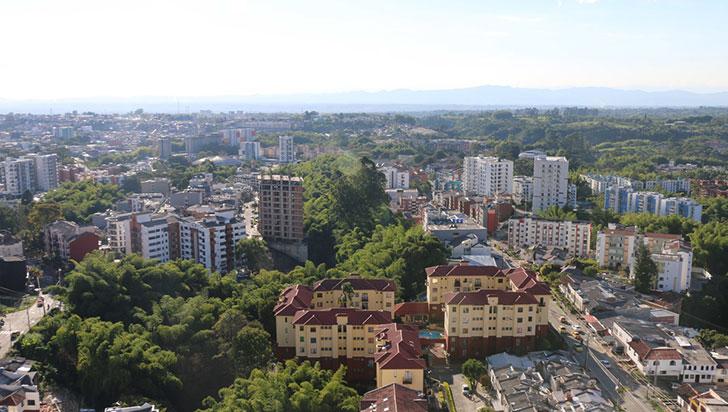 Plan de desarrollo de Armenia, con el 24 % de ejecución