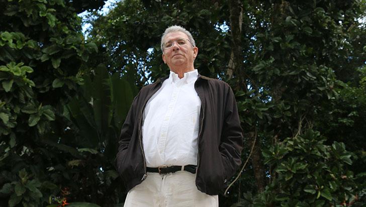 El poeta colombiano Darío Jaramillo abrirá la feria del libro de Madrid