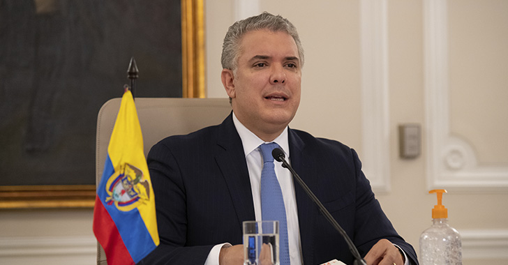 Presidente Iván Duque anuncia extensión de Ingreso Solidario hasta agosto