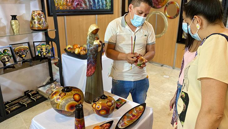 Regresa la Exposición Artesanal de Armenia al centro de convenciones