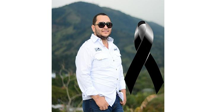 Empresario Carlos Andrés Sierra falleció esta tarde en el Quindío
