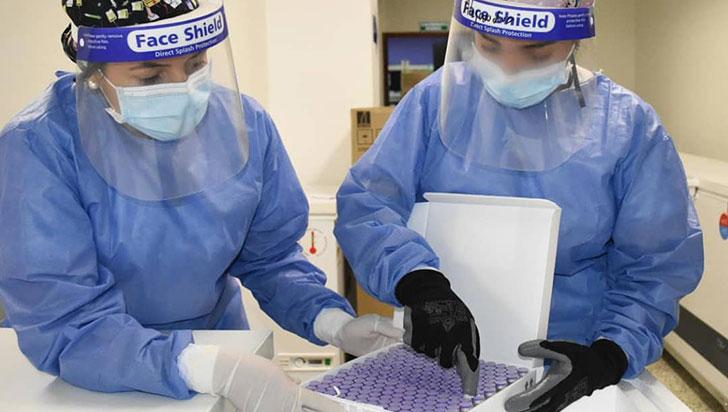 El Quindío está cerca de completar la aplicación de 300.000 dosis anticovid