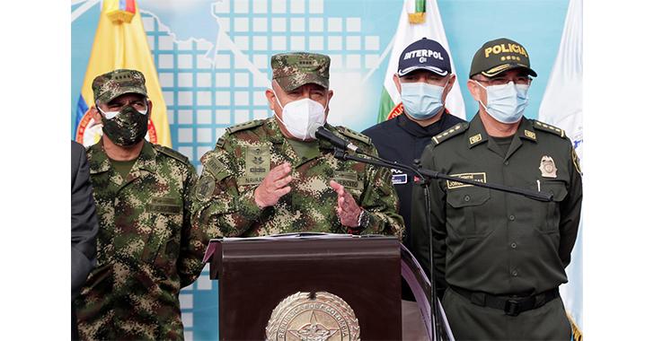 Colombia investiga viajes a varios países de jefe de seguridad haitiano