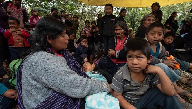 Desplazamiento forzado se duplicó en Colombia en el primer semestre de 2021