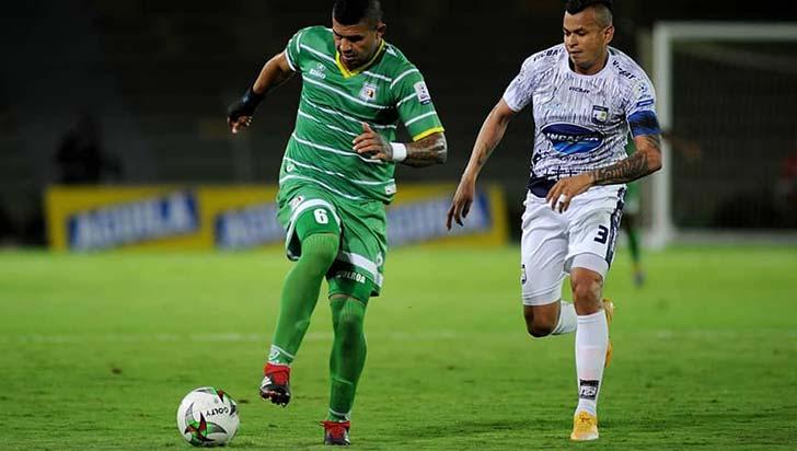 El juego fuerte de Millonarios dejó 2 bajas en el Deportes Quindío