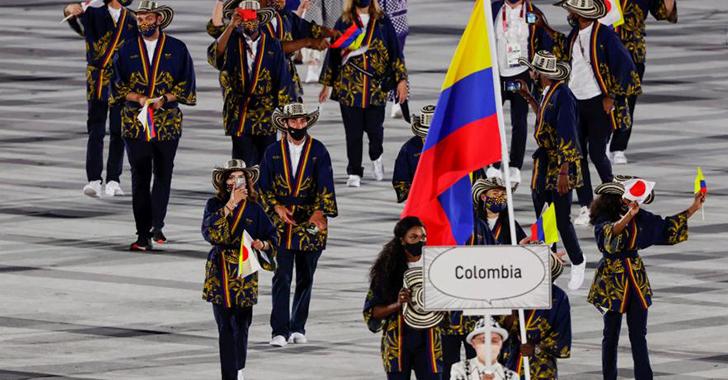 Colombianos que ganen oro en Tokio recibirán más de 56.000 dólares de premio