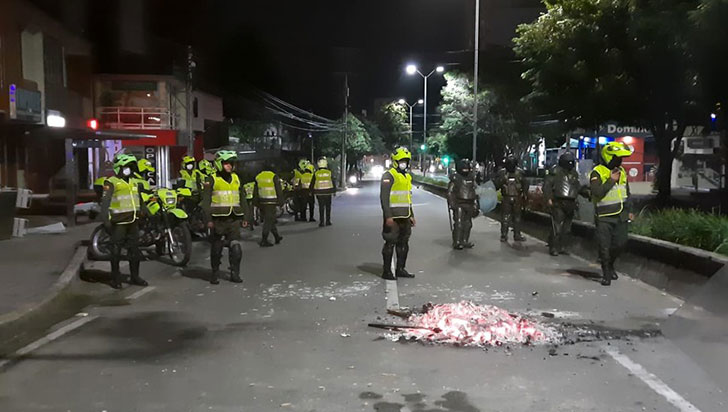 ¿A qué llama el gobierno terrorismo urbano de baja intensidad?