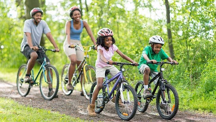La bicicleta, más que un vehículo