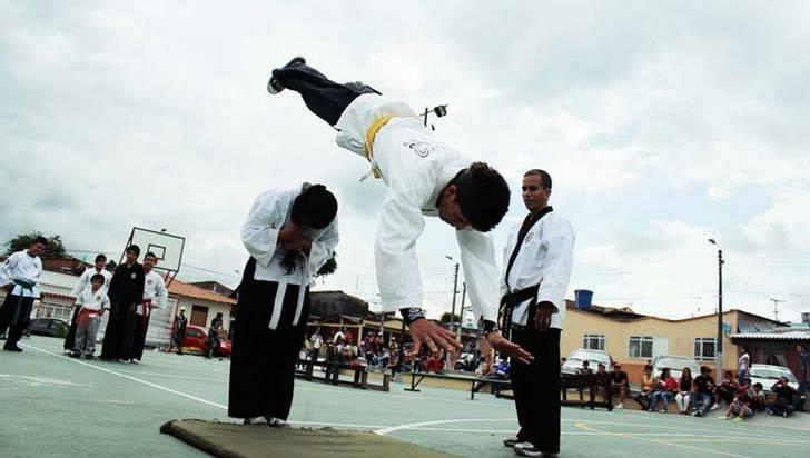 Armenia acogerá Campeonato Nacional de Hapkido 2021