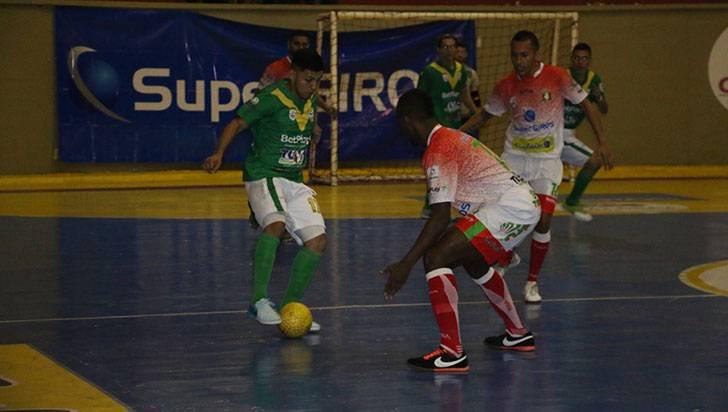 Equipos quindianos juegan hoy en la Liga Nacional de Fútbol de Salón
