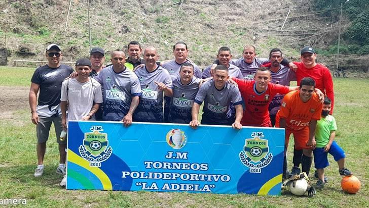 El Combo de Malandro y La Miranda quedaron campeones en La Adiela