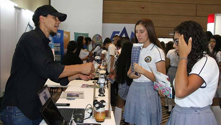 ExpoU, un abanico de oportunidades educativas