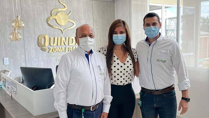 Cero y van dos, Quindío Zona Franca operará la Cristalina en Turbaco
