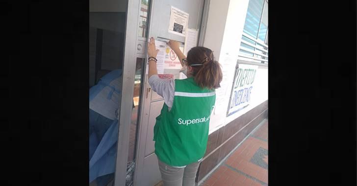 Supersalud tomó posesión del hospital La Misericordia