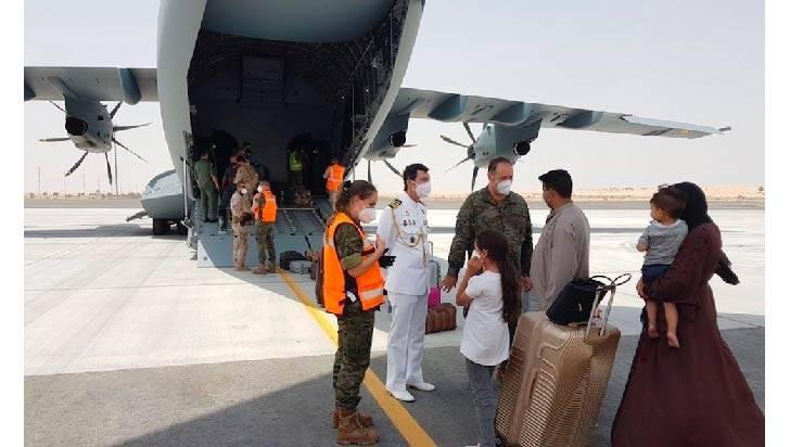 No llegarán refugiados afganos a Colombia por ahora