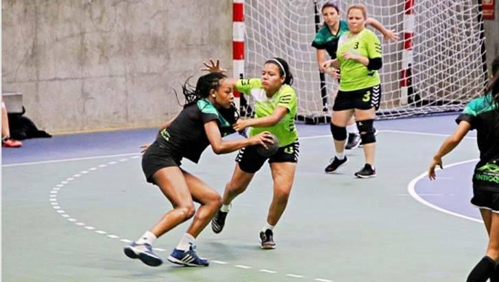 4 quindianas fueron  convocadas a preselección Colombia de balonmano
