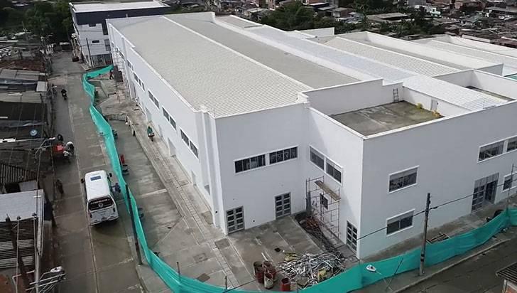 Permio latinoamericano de arquitectura para un hospital quindiano