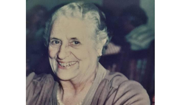Me encontré en la vida con…  Esther Isaza Duque de Gutiérrez