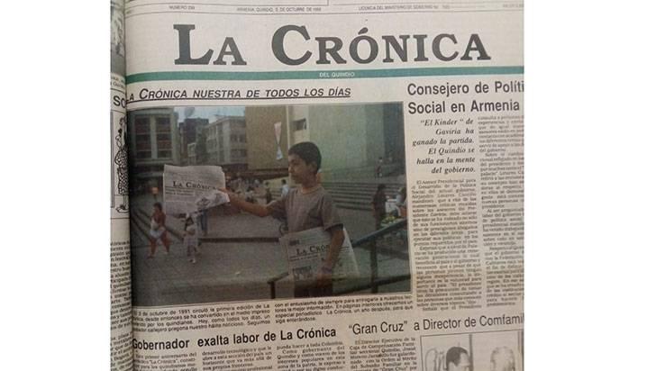 la-cronica-del-quindio-y-su-primera-decada-de-informacion-cultural-y-patrimonial