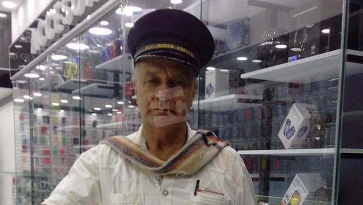 Murió 'el guarda que cela, con alma de campesino, las  noches en el CAM': accidente