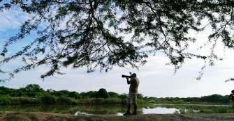 Jhonattan Vanegas, un 'Guerrero' de la fotografía de naturaleza