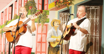 Color, decoración y arte en Expoflora y el concurso Hermanos Moncada