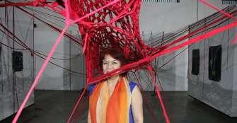 'Somos tejido', exposición que invita a interactuar con la vida