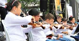 La sinfónica Sonidos de Esperanza cantará para celebrar la música