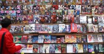 10 libros de comic que aparecieron en las librerías colombianas en 2017