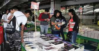 Hasta este domingo se realiza el Gran outlet de libros en Armenia