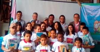'Circasia es otro cuento' entregó premios a 16 niños