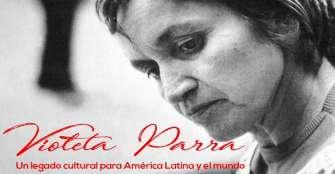 Este jueves es el concierto en homenaje a Violeta Parra