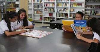 Cuatro bibliotecas quindianas fueron postuladas a premio nacional