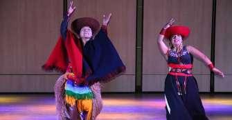 Danza Fest finaliza con presentación en velada de Reinado Nacional del Café