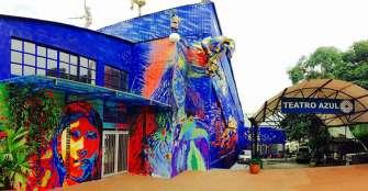 Teatro Azul de Armenia, 20 años de investigación y creación en el Quindío