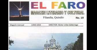 Revista El Faro, un medio cultural que ilumina con sus cinco años