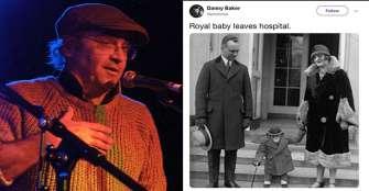 Despiden a periodista por comparar al bebé de los duques de Sussex con un chimpancé