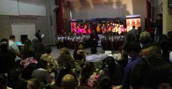 Con concierto se realizó socialización del Turpial Cafetero