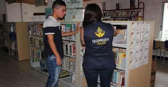 Seis bibliotecas del Quindío, fuera de sus sedes para promover la lectura