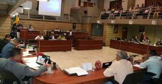 Este viernes, debate de presupuesto del municipio de Armenia para la vigencia 2020