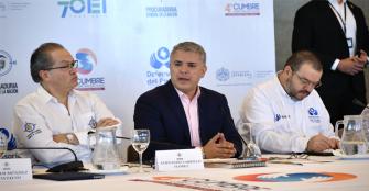 Colombia firmará esta semana el Acuerdo de Escazú por el medio ambiente