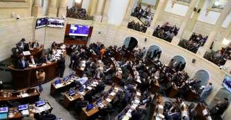 Cámara ha aprobado mayoría de articulado de reforma tributaria; Senado expone puntos de vista