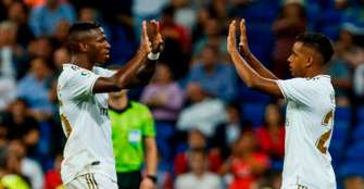 Vinicius y Rodrygo no estarán con Brasil en el Preolímpico
