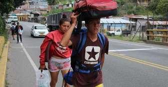 Sin salud y explotados, situación de venezolanos en el Quindío