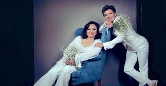 Alcaldesa electa de Bogotá, Claudia López, contrajo matrimonio con la senadora Angélica Lozano