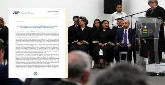JEP cita a Farc por desaparecidos en área aledaña a Hidroituango