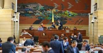 Cámara de Representantes ha aprobado cerca del 90% de la reforma tributaria